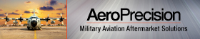Aero Precision provides OEM part support for military aircraft operators across more than 20 aircraft