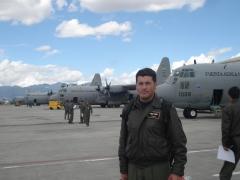 flying as Flight Engineer 2010