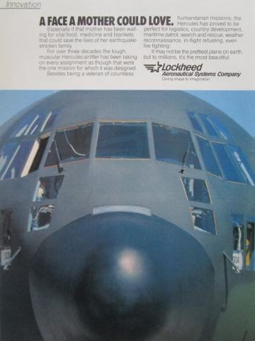 C-130 Advertisements