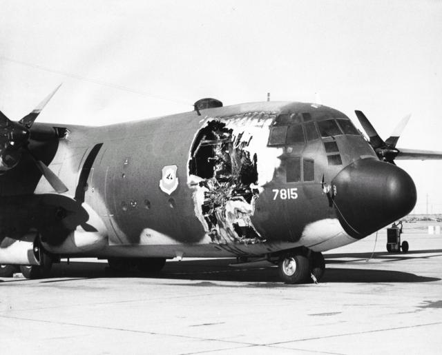 C-130 Mishap Gallery