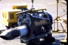 TSN for an engine change 63-7864