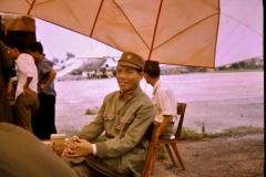 Gia Lam Hanoi, Who's Parachute?