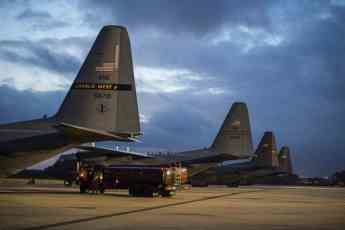 C-130 News: West Virginia Air National Guard provides critical support for Hurricane Maria relief operations