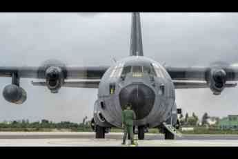 C-130 News: Sabena Technics will be training French future C-130H maintenance staff