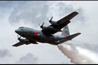 C-130 News: 302nd AW MAFFS part of surge support for more than 20 California fires