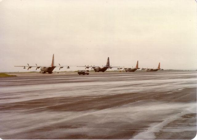 C-130s by Model