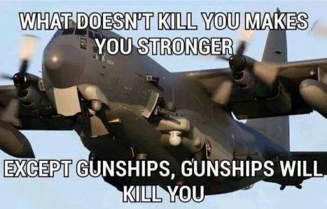 C-130 Memes, posters and Cartoons