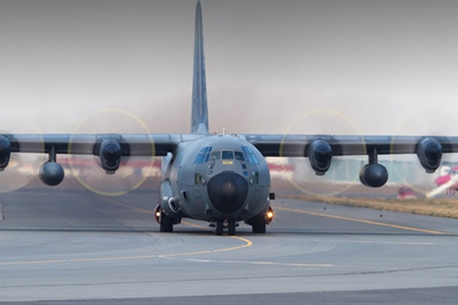 C-130 News:Marshall to support French C-130H fleet