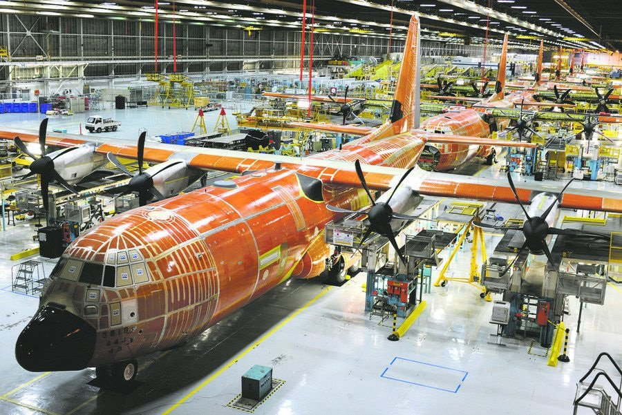 C-130 News: Lockheed to open training center for Marietta-made aircraft