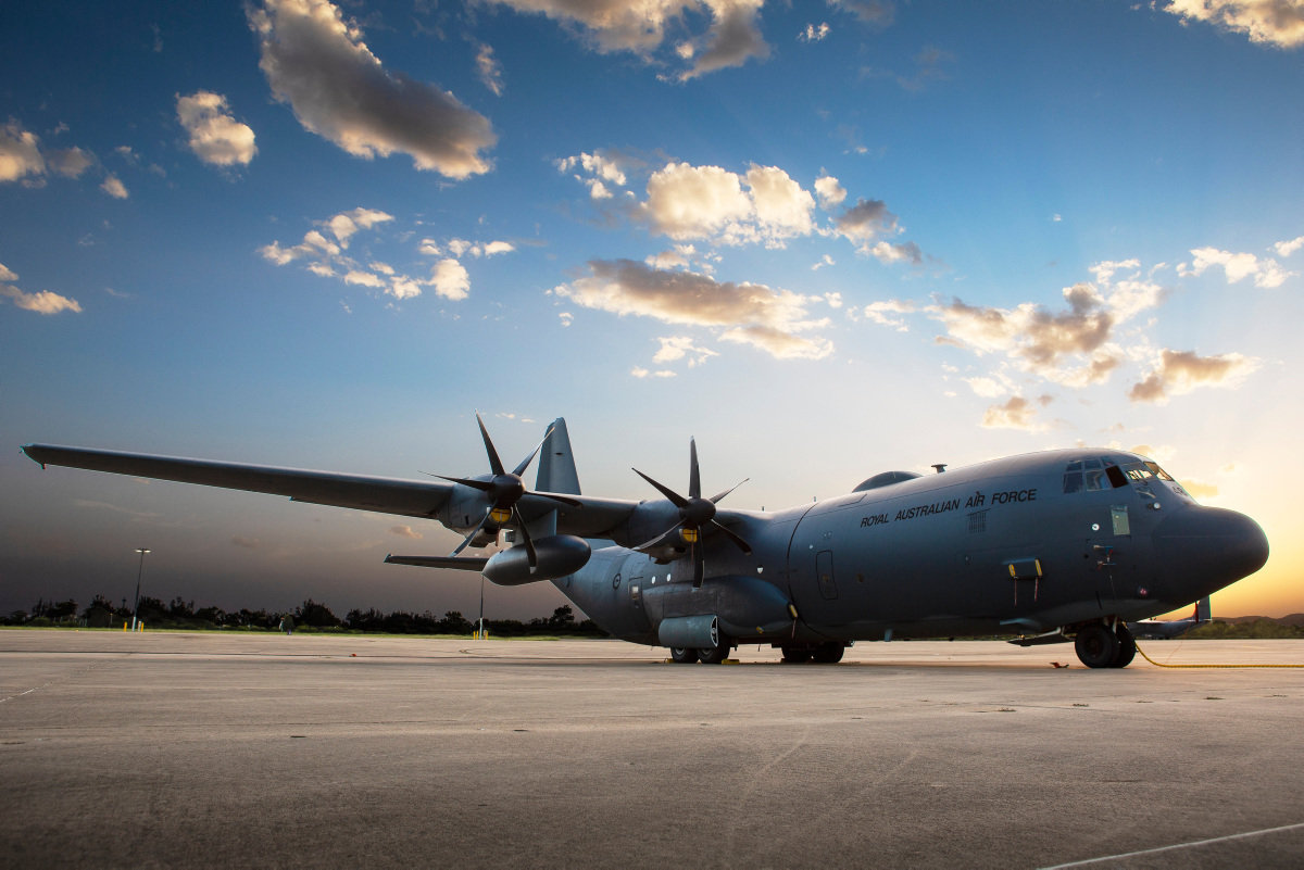 An Update on the Australian C-130J: Plan Jericho and Related Developments